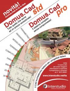 Domus.Cad Pro e Std