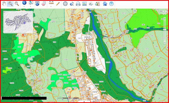 Cartina Italia Dwg.Cartografia Tecnica On Line In Italia E Europa Interstudio News